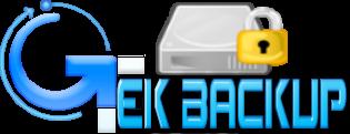 gtek data backup